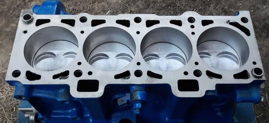 Устройство двигателя ваз 2110