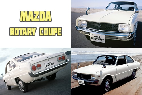 Mazda Rotary Coupe