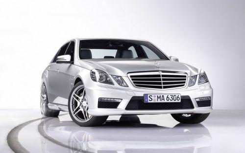 Mercedes Benz E класса