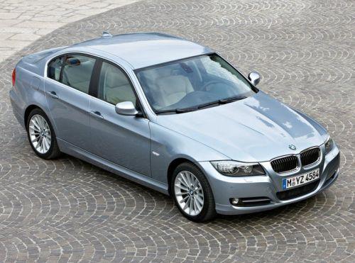 BMW третьей серии - класс д