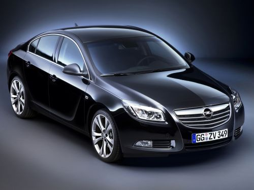 opel insignia класс Д