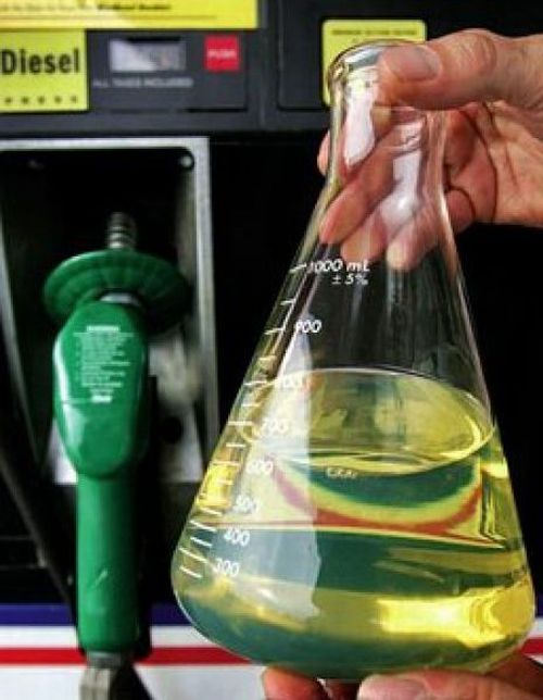 Физические свойства бензина