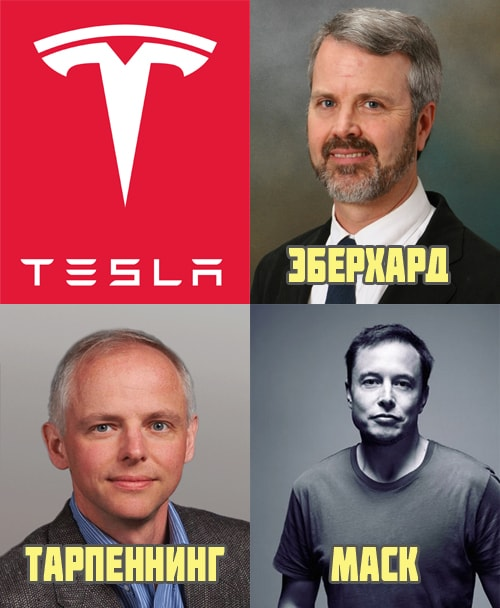 Основатели компании