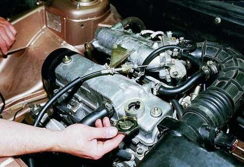 Интервал замены масла в двигателе