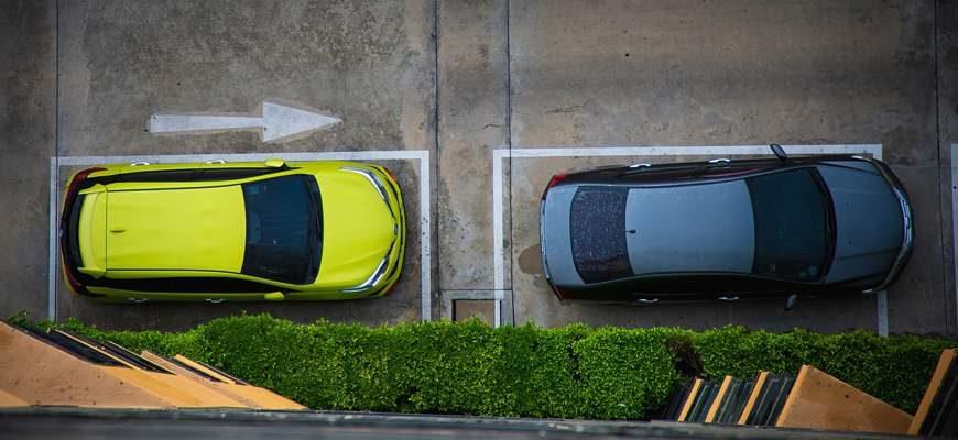 Интеллектуальная парковка