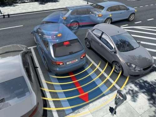 как работает система автоматической парковки