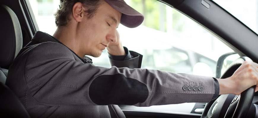 Датчик усталости водителя