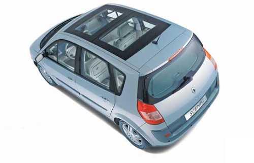 вентиляционный люк в автомобиле