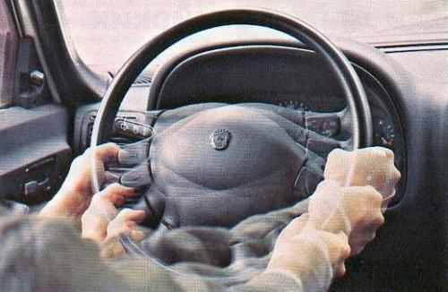 Вибрация на руле