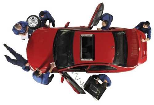 ТО автомобиля