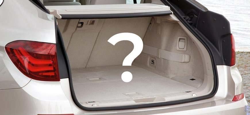 Что всегда должно быть в машине