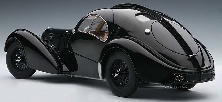 Bugatti Type Atlantic