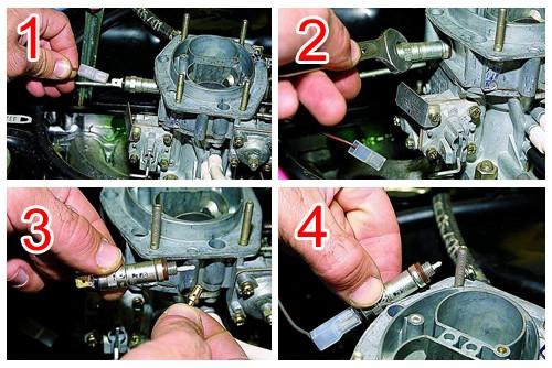 Проверка электромагнитного клапана