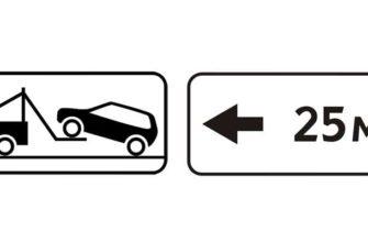 Дорожные таблички