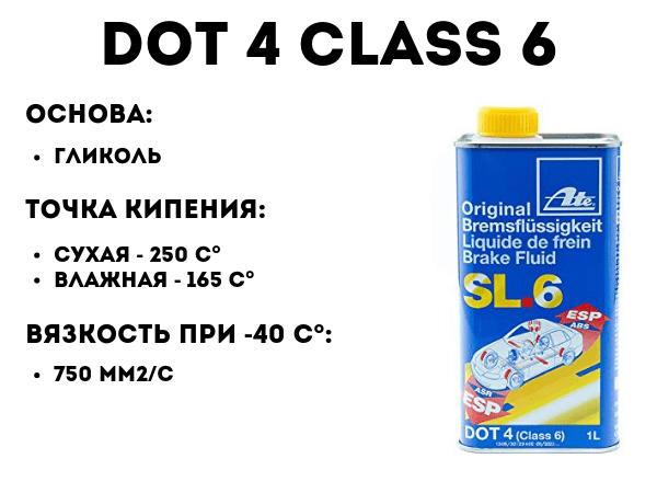 DOT 4 class 6
